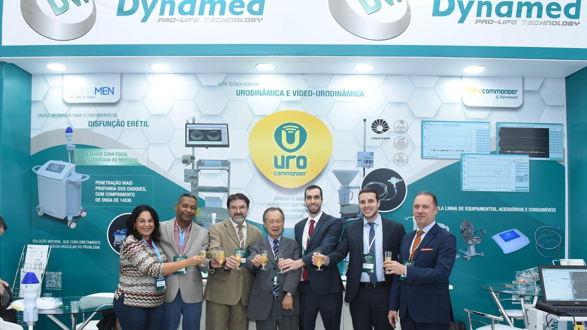 Dynamed Lança Produtos no CBU 2019