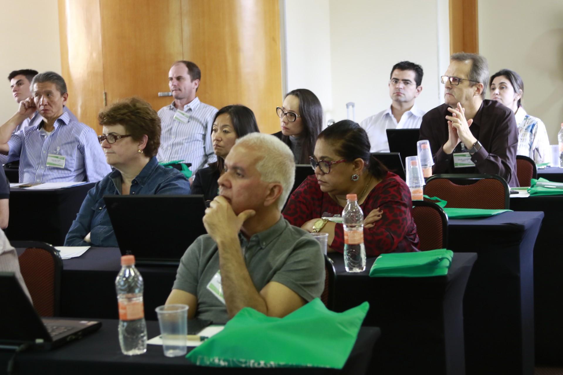 Médicos participantes.