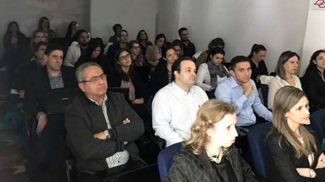 Participantes do Curso de Urodinâmica.