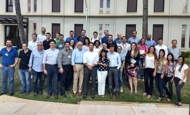 O curso contou com 30 médicos participantes.