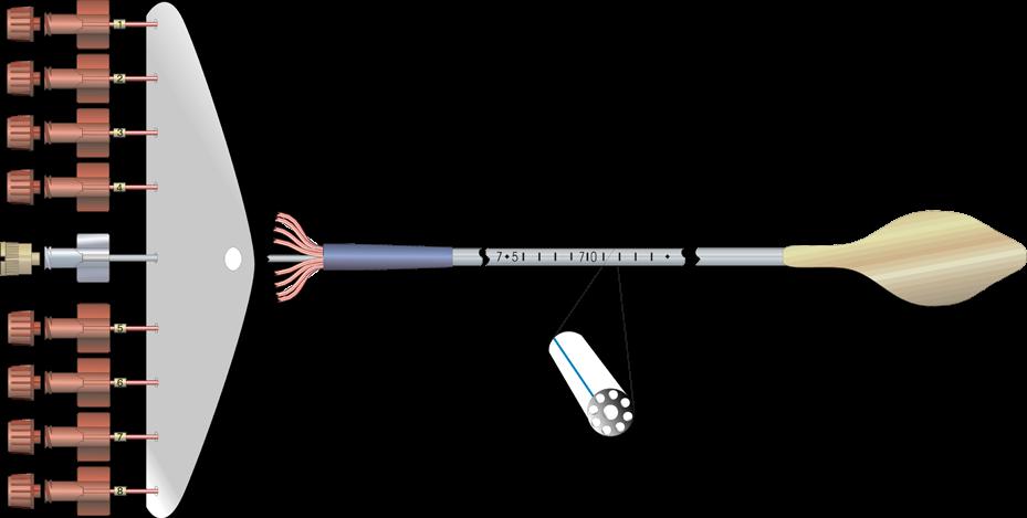 Os cateteres se adaptam a qualquer equipamento para manometria por perfusão de água. Além de possuírem o menor diâmetro entre os cateteres do gênero (a partir de 2,3 mm de diâmetro), garantem a medida das pressões com precisão e têm preço competitivo. Entre em contato conosco e confira nossa linha completa.
