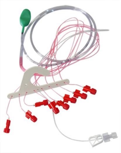 Catéteres para Manometría Ano-Rectal - Modelos Radial y Axial - 8 Canales
