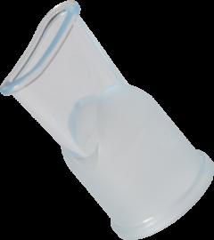 Bocal de Plástico.