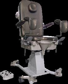 Easy Chair - Cadeira automatizada para UroGinecologia e Urodinâmica.