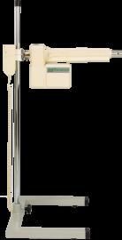 O Maxtrat possui dispositivo para tracionar cateteres de forma contínua (Pull Through), com velocidade conhecida e controlada através de moderno sistema remoto, permitindo estudos tridimensionais com precisão. Silencioso e muito resistente, com pedestal em aço inox, que permite a regulagem da altura.