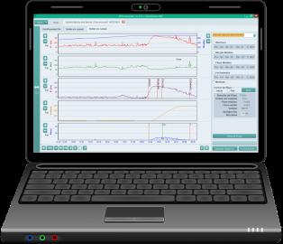 O Dynapack é compatível com computadores portáteis. Confira os detalhes com seu representante de vendas.