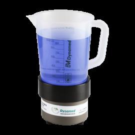 Sensor de fluxo: Com proteção contra sobrecarga. Independentemente da altura do paciente ou da posição do sensor, o fluxo será sempre preciso.