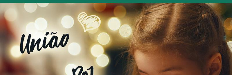 Que neste Natal aprendamos com a simplicidade das crianças a enxergar e promover um mundo mais humano, igualitário e feliz.